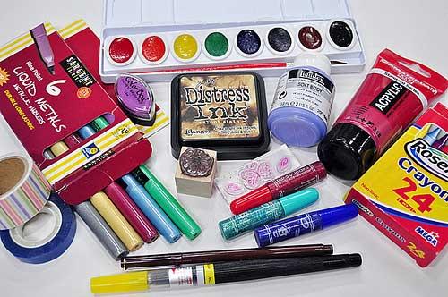 art supplies giveaway 1