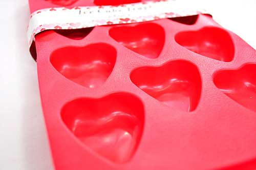 heart ice cube tray 1