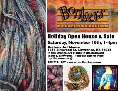 TraciBunkers.com - Holiday Studio-sale
