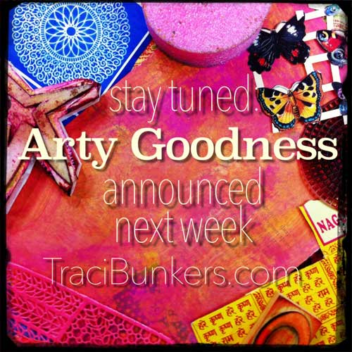 TraciBunkers.com - stay tuned