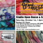 TraciBunkers.com - studio sale Oct. 1, 2016